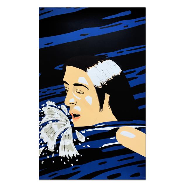 Alex Katz, 'Olympic Swimmer', 1976, MLTPL