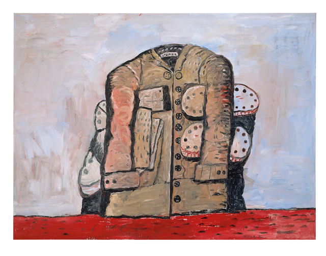 Philip Guston, 'The Coat II', 1977, Anderson Collection at Stanford University