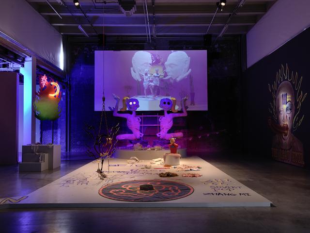 , 'Installation view of Tianzhuo Chen,' 2015, Palais de Tokyo