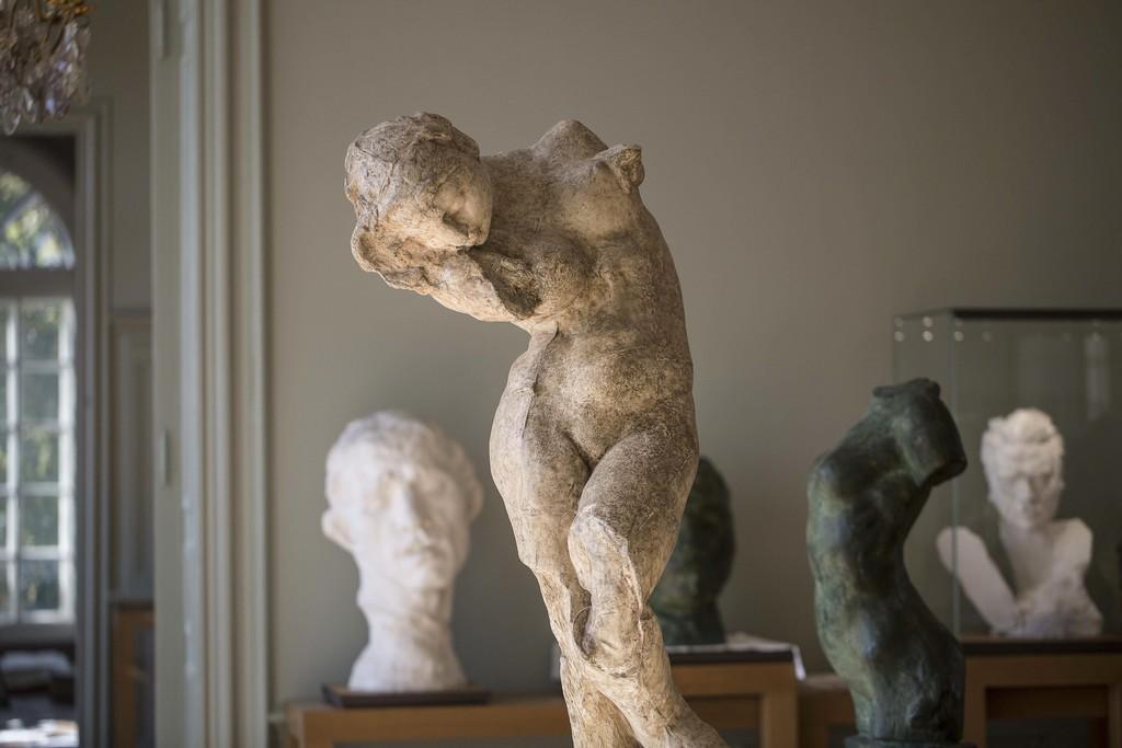 Musée Rodin 2015, Auguste Rodin, La Méditation ou la voix intérieur © agence photographique du musée Rodin, J. Manoukian