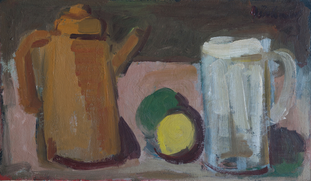 , 'Still Life with Coffee Pot  ,' Unknown, EBONY/CURATED