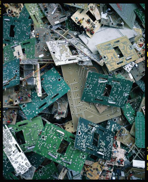 , 'disCONNEXION #b3,' 2002-2003, Officine dell'Immagine