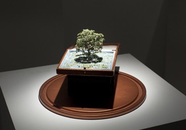 , 'Spring in Edinburgh,' 2014, LAMB Arts