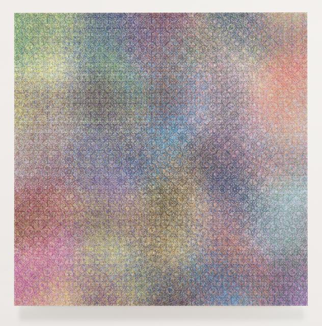 , 'Solaris 1,' 2013, Parafin