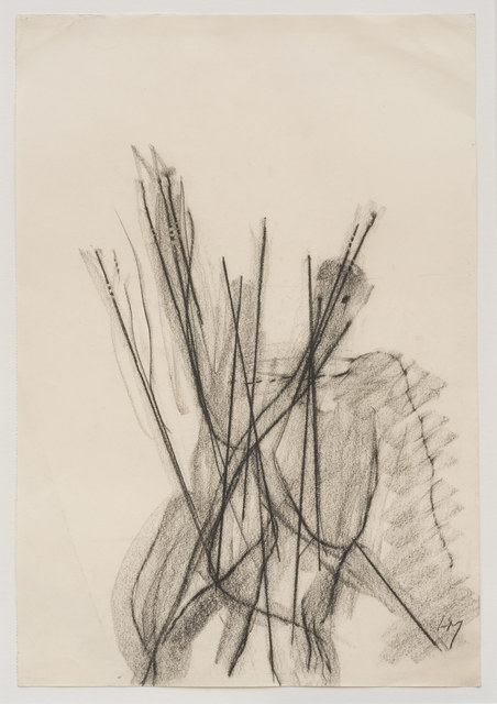 , 'Untitled,' 1944, Hammer Museum
