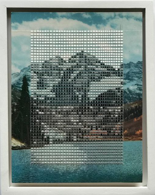 , 'Maroon Bells in Winter, Aspen Colorado / Borrowed Landscape No.10,' 2017, k contemporary