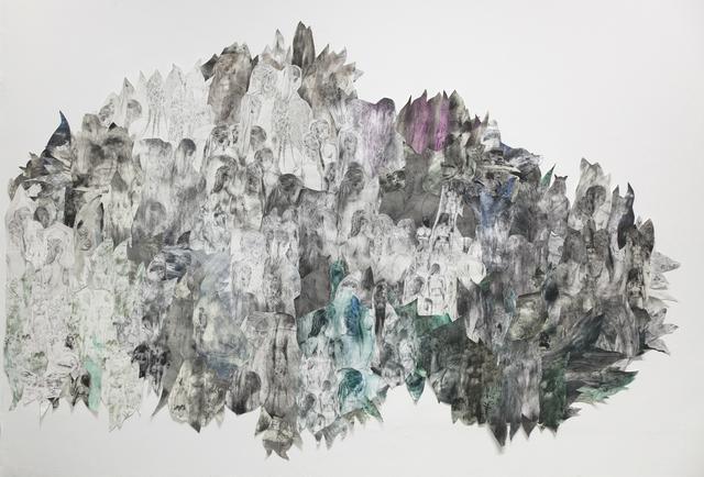 , 'Förvandlingen / The Transformation,' 2017, Galleri Magnus Karlsson