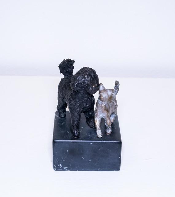 Kari Lena Flåten, 'Amigos', 2020, Sculpture, Bronze, GALLERI RAMFJORD