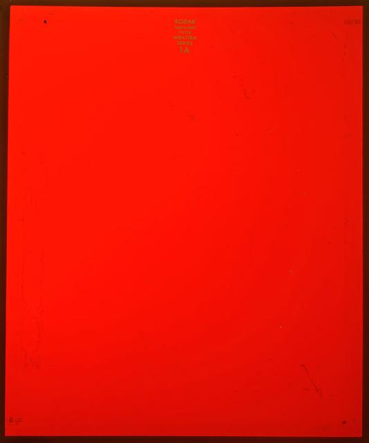 , 'Variations chromatiques_inactiniques_Series 1A,' 2008-2011, Galerie Simon Blais