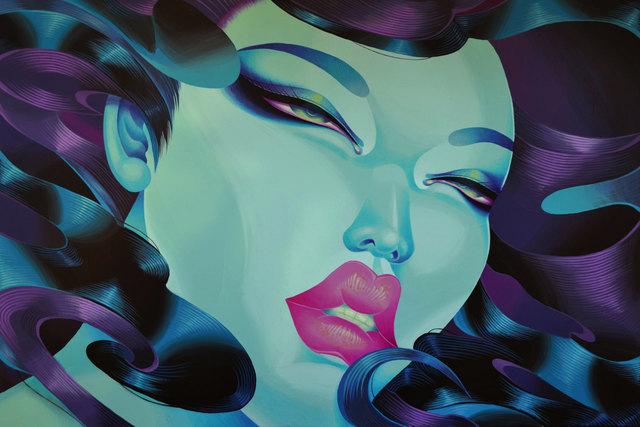 , 'Shino,' , Spoke Art