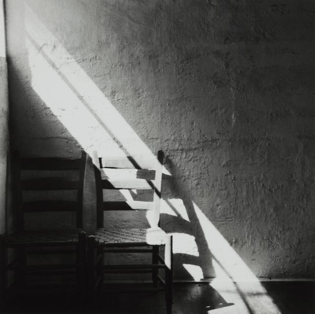 Robert Rauschenberg, 'Quiet House - Black Mountain', 1949, Photography, Gelatin silver print, printed later, Phillips