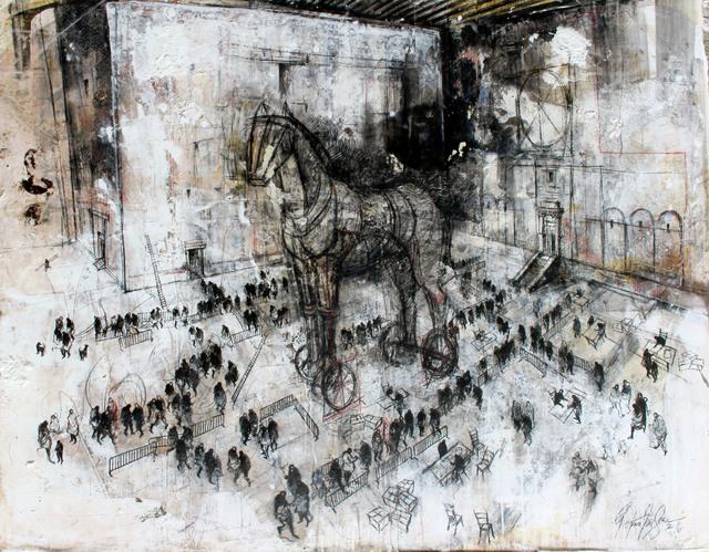 , 'Series: Epopeyas para el Nuevo Milenio,' 2016, Victor Lope Arte Contemporaneo