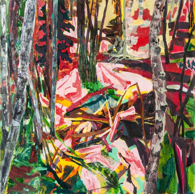 Allison Gildersleeve, 'Pink', 2018, Valley House Gallery & Sculpture Garden
