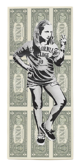 , 'Joy Dollar,' 2014, Imitate Modern