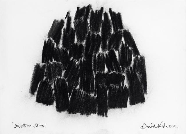 David Nash, 'Shatter Dome', 2013, Galerie Lelong & Co.