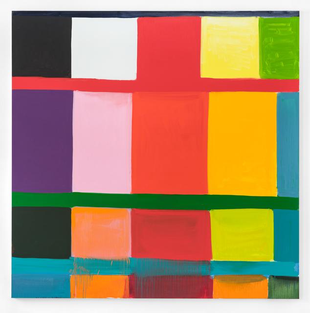 , 'Red,' 2018, Galerie Nordenhake