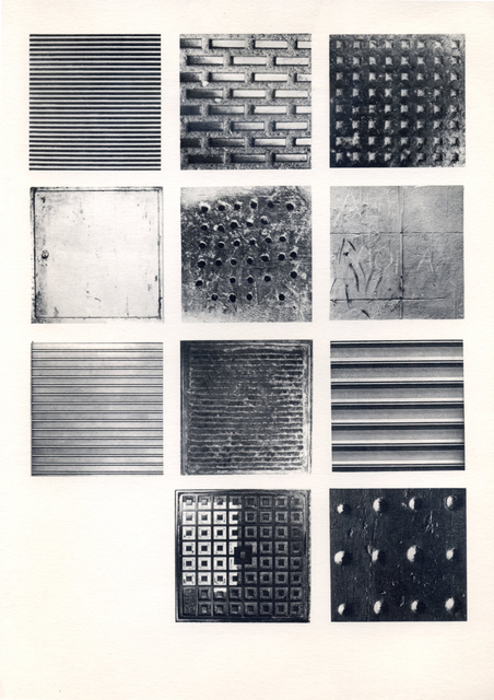 , 'External surveys - internal confirmations,' 1977, Frittelli Arte Contemporanea