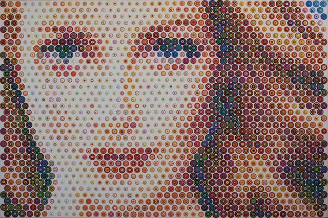 , 'Bergwind,' 2017, SimonBart Gallery