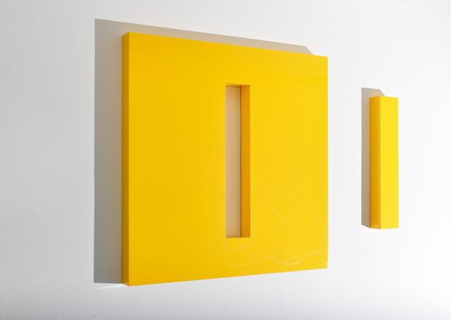 Lori Cozen-Geller, 'Escape (yellow)', 2014, Jonathan Ferrara Gallery