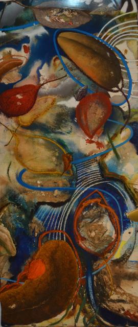, 'Leaves Falling on Water,' 2014, Zenith Gallery
