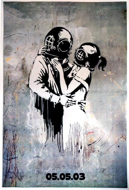 Banksy, 'Think Tank', 2003, EHC Fine Art Gallery Auction