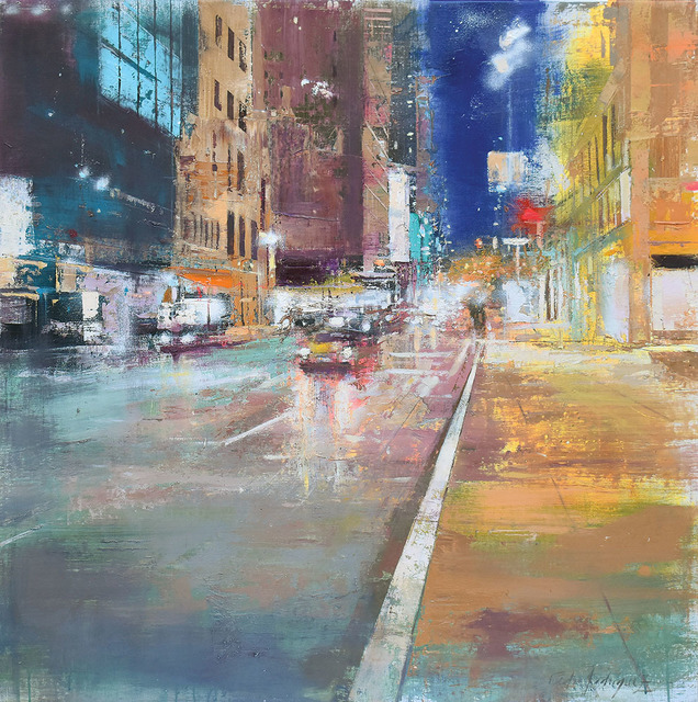 , '5th Avenue, New York,' 2018, Adam Gallery