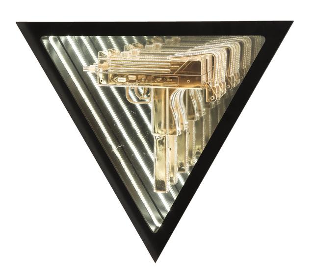 Peter Gronquist, 'Gold Mac-10', 2015, Julien's Auctions