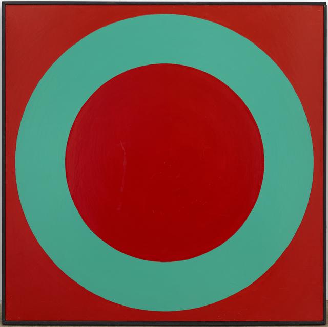, 'Untitled (Cirkler VIII),' 1965, Galleri Bo Bjerggaard