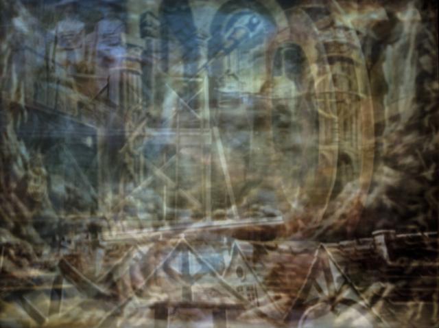 , 'Voyage de la lune (1902) ,' 2016, Cob