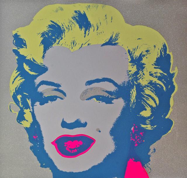 Andy Warhol, 'Diamond Dust Marilyn', Roseberys
