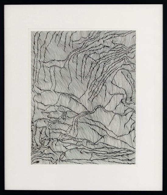 , 'Abstract No. 33,' 2014, GRAFO Gallery
