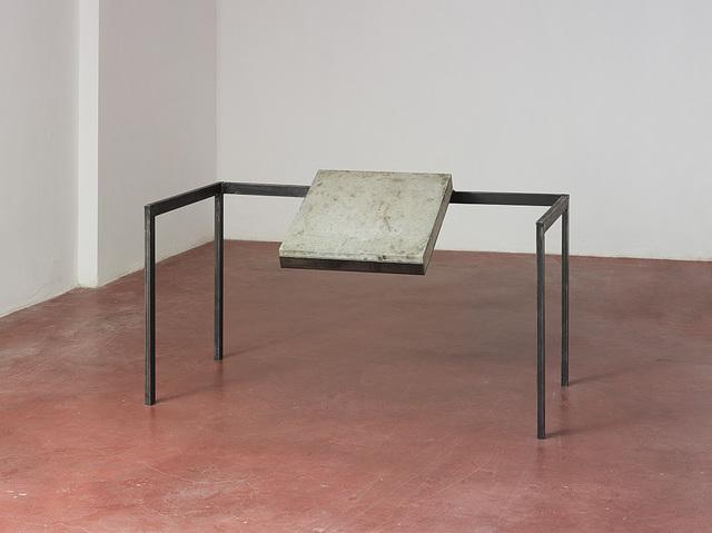 , '80 x 140 x 80 / Gravity,' 2015, Dvir Gallery