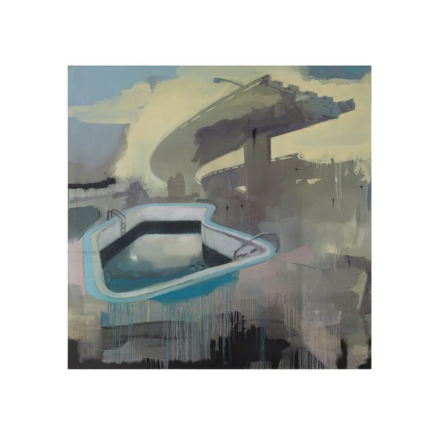 , 'Free Fall,' 2017, SMAC