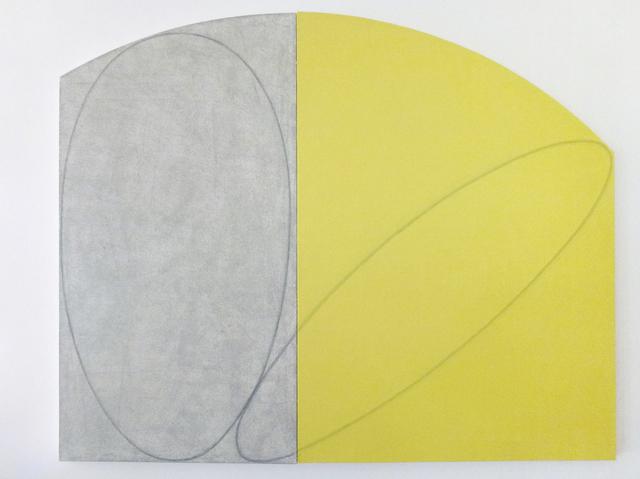 , 'Curved Plane / Figure I (Study),' 1994, Galerie nächst St. Stephan Rosemarie Schwarzwälder