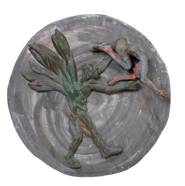 , 'Jacob fighting the Angel I,' 2015, Anaid Art