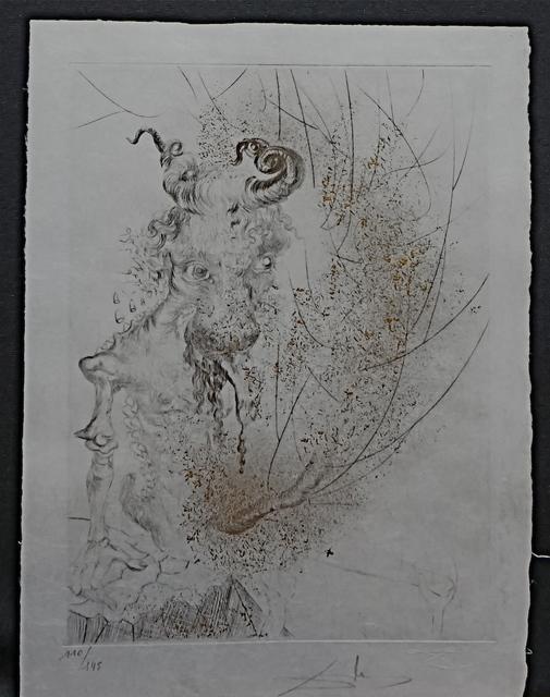 Salvador Dalí, 'Faust Tete de Veau', 1969, Fine Art Acquisitions