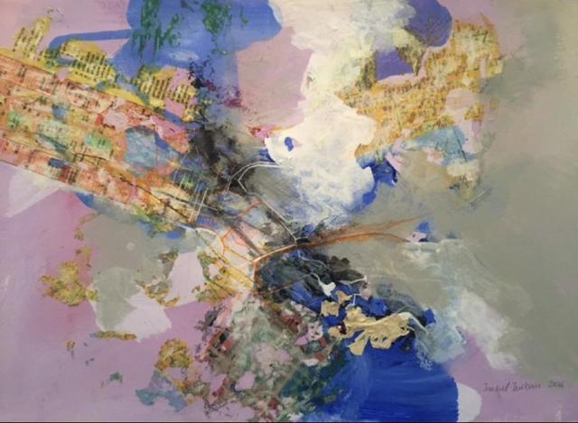 , 'Breath in ,' 2016, Artemisa Gallery