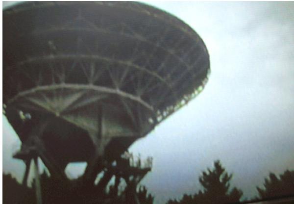 Barbara Ess, 'Operating sounds of radio telescope, Very Long Baseline Array (VLBA), National Astronomy Observatory', 2010, Magenta Plains