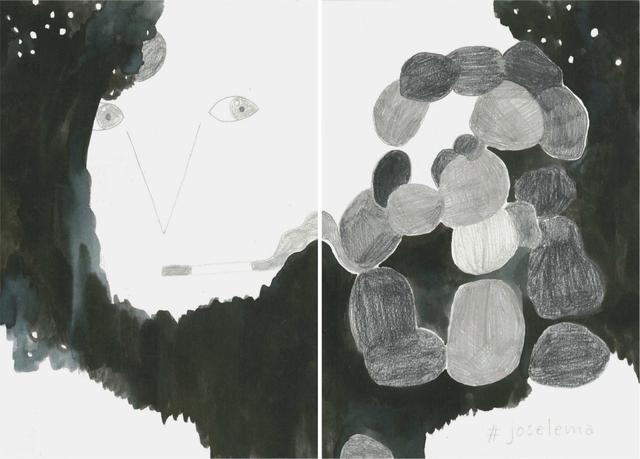 , 'La noche es nuestra (#karinabisch),' 2018, Estrany - De La Mota