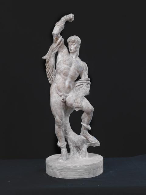 , 'The Boxer,' 1930, Antonacci Lapiccirella Fine Art