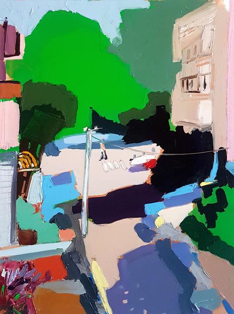 Boaz Noy, 'Tel Aviv Center', 2019, Rosenfeld Gallery