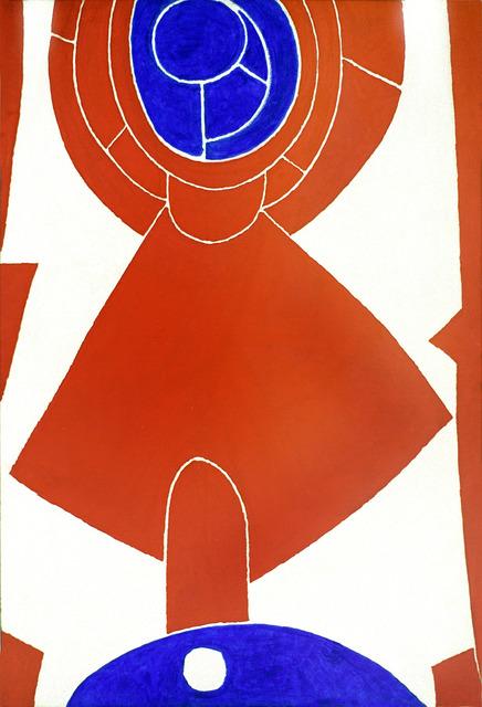 , 'Komposition 30.September,' 1966, Bode Gallery