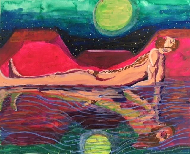, 'Infinite man,' 2017, Richard Heller Gallery