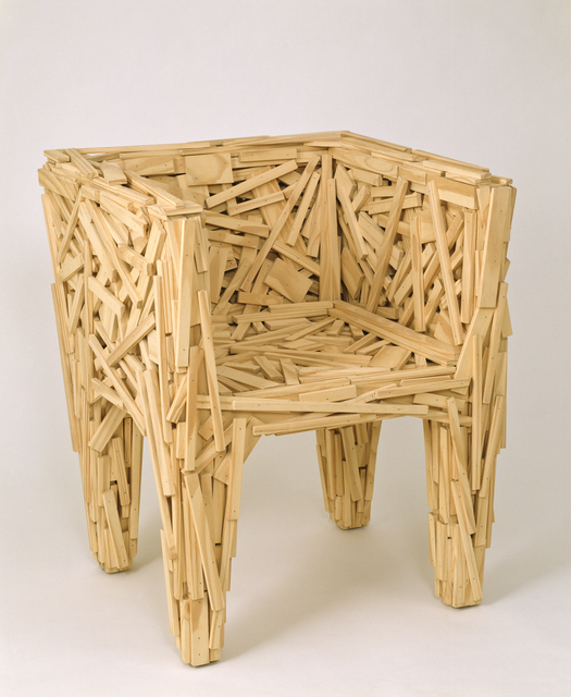 Enjoyable Humberto And Fernando Campana Favela Chair 2002 Artsy Spiritservingveterans Wood Chair Design Ideas Spiritservingveteransorg