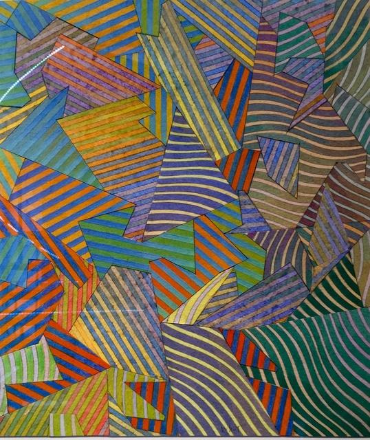 , 'Rapids,' 2005, Rebecca Hossack Art Gallery
