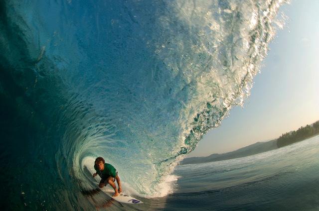 , 'Jatyr Berasaluce surfing lanes, Sumatra, Indonesia.,' , Anastasia Photo