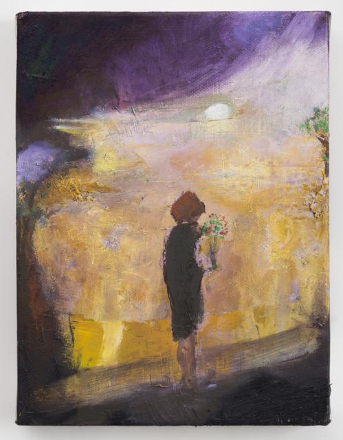 , 'Moonrise,' 2015, Galerie Eva Presenhuber