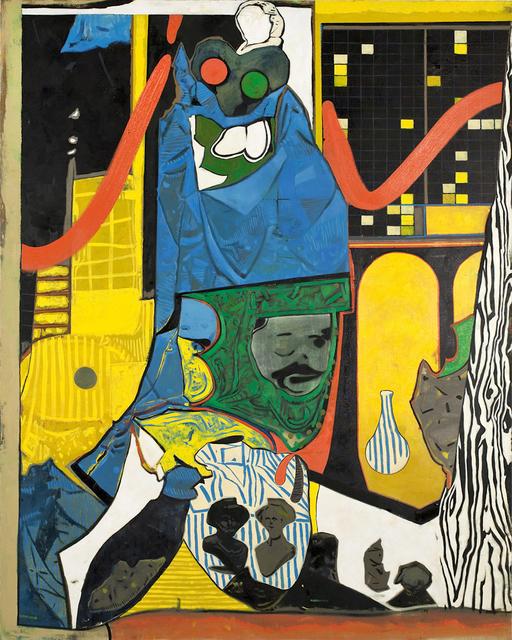 , 'The Cosmopolitan,' 2013, Galerie Richard