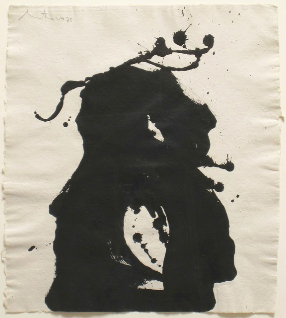 , 'Gesture Paper Painting No. 12,' 1975, ARCHEUS/POST-MODERN