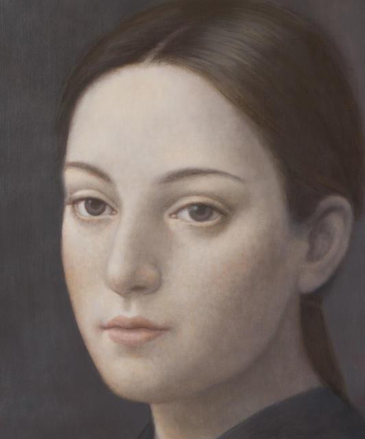 , 'Mujer con reflejos de Daguerrotipo,' 2017, Nüart Gallery